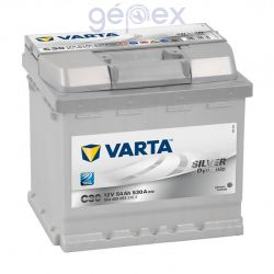 Varta Silver Dynamic 54Ah 530A J+