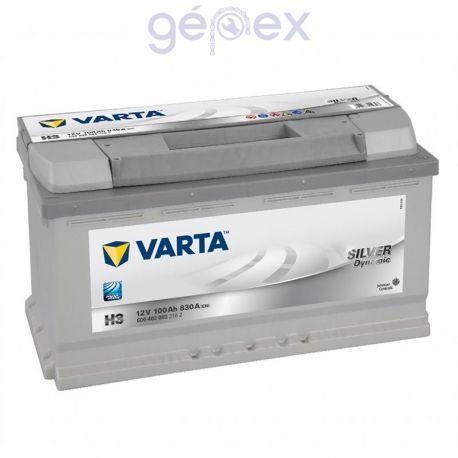 Varta Silver Dynamic 100Ah 830A J+