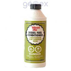 kleen-flo diesel adalék, dermedéspontcsökkentő