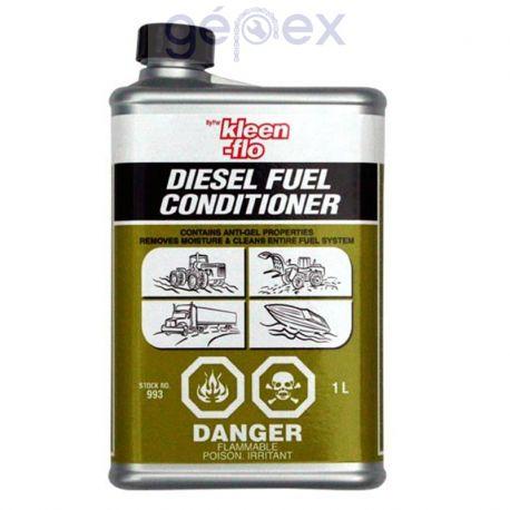 kleen-flo diesel adalék, dermedéspontcsökkentő 500ml