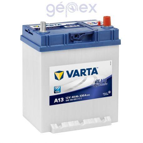 Varta Blue Dynamic 40Ah 330A J+ japán