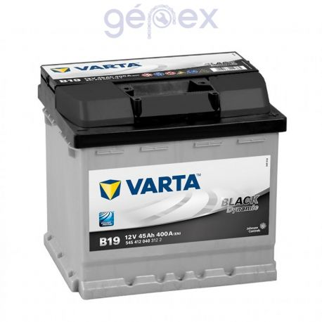 Varta Black Dynamic 45Ah 400A J+