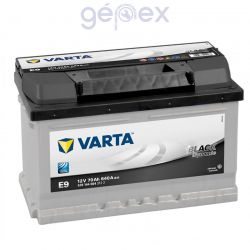 Varta Black Dynamic 70Ah 640A J+