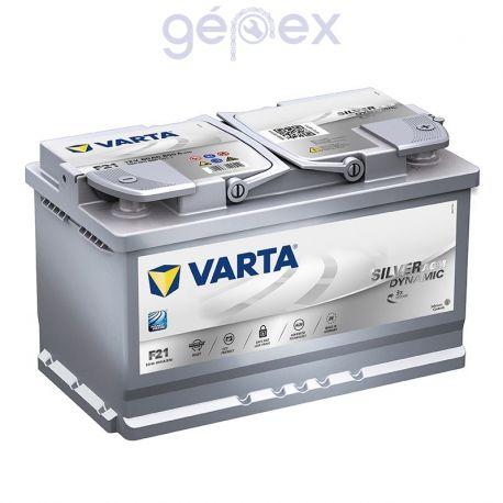 Varta Silver Dynamic AGM 80Ah 800A J+ (Start Stop Plus)