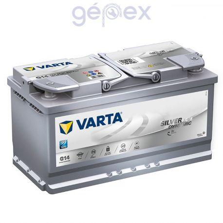 Varta Silver Dynamic AGM 95Ah 850A J+ (Start Stop Plus)