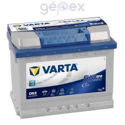 Varta Blue Dynamic EFB 60Ah 560A J+ (Start Stop)