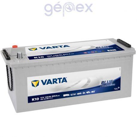 Varta ProMotive Blue 140Ah 800A B+