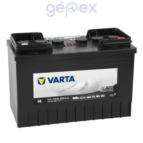 Varta ProMotive Black 110Ah 680A J+