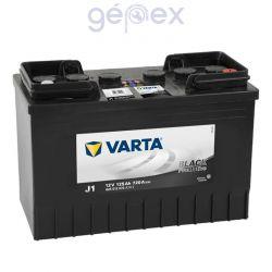 Varta ProMotive Black 125Ah 720A J+ perem nélküli