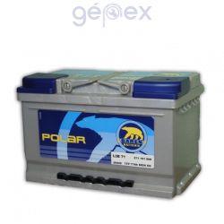 Baren Polar 71Ah 680A J+