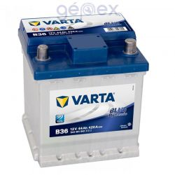 Varta Blue Dynamic 44Ah 420A J+