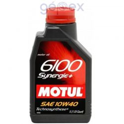 Motul 6100 Power+ 10W40 1l