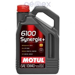 Motul 6100 Power+ 10W40 4l