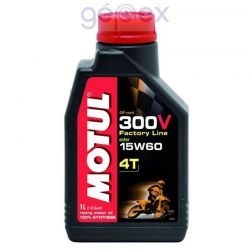 Motul 300V 4T 15W60 Off Road 1l