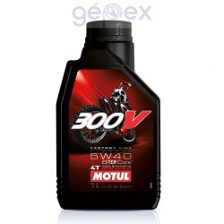 Motul 300V Factory Line Off Road 4T 5W40 1l