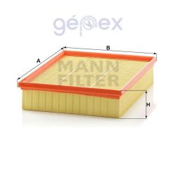 MANN-FILTER C29198