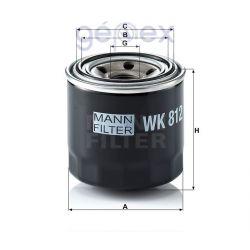 MANN-FILTER WK812