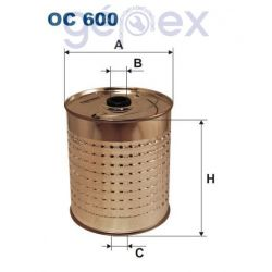 FILTRON OC600
