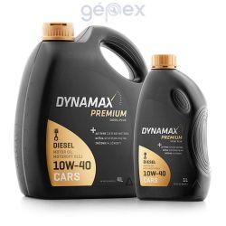 DYNAMAX DIESEL PLUS 10W40 4l
