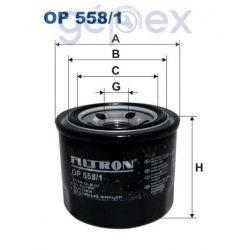 FILTRON OP558/1