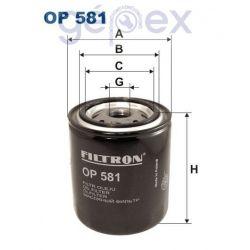 FILTRON OP581