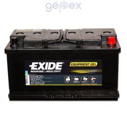 Exide ES900 12V 80Ah 900Wh munkaakku