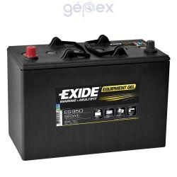 Exide ES650 12V 85h 950Wh munkaakku