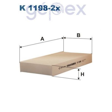 FILTRON K1198-2X
