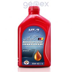 A.Z. MEISTERTEILE MT-3 15W40 1l