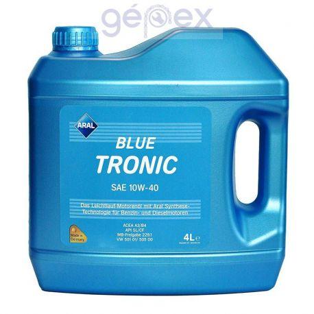 ARAL BLUE TRONIC 10W40 4l