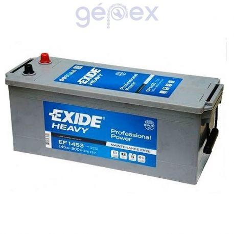 Exide Heavy Expert 145Ah 900A B+