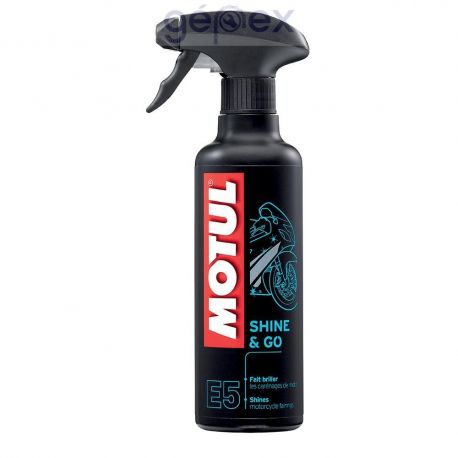 Motul E5 Shine & Go 400ml