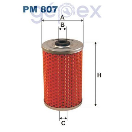 FILTRON PM807