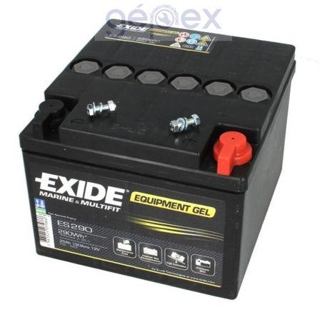 Exide ES290 12V 25Ah 290Wh munkaakku