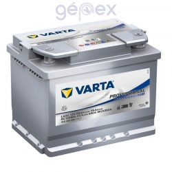 Varta Dual Purpose AGM 60Ah 680A J+