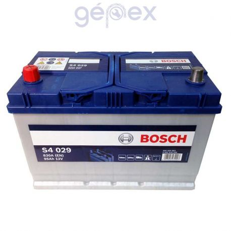 Bosch S4 95Ah 830A B+
