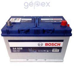 Bosch S4 95Ah 830A J+