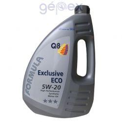 Q8 Formula Exclusive ECO 5W20 4l