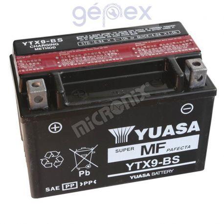YUASA 12V 8Ah B+ YTX9-BS