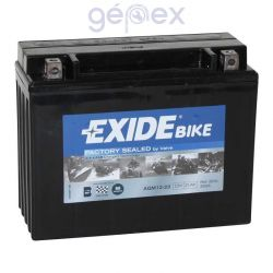Exide AGM+SLA 12V 21Ah B+ YTX24HL-BS Factory Sealed