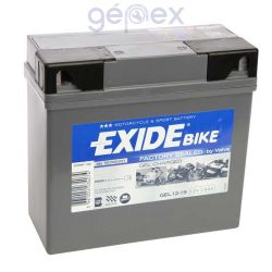 Exide Bike GEL12-19 12V 19Ah