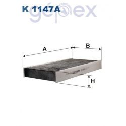 FILTRON K1147A