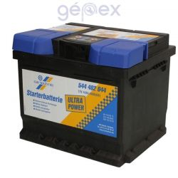 Cartechnik Ultra Power 44Ah 440A J+