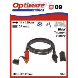 Tecmate/Accumate O-09 (SAE-79) DIN csatlakozó
