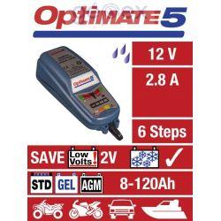 Optimate 5 12V 2.8A SAE