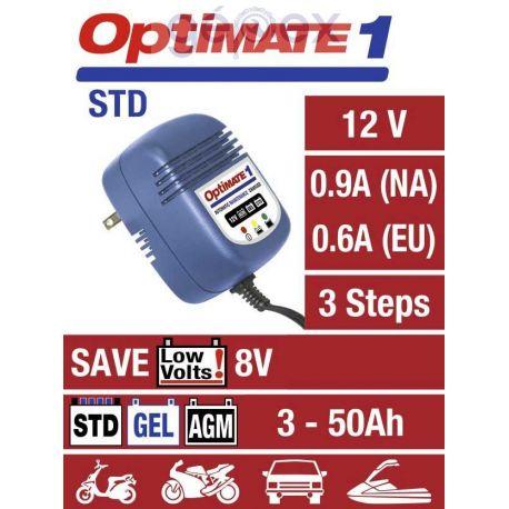 Optimate 1 12V 0.6A SAE