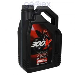Motul 300V Factory Line Road Racing 4T 5W40 4l