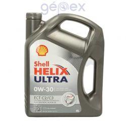 Shell Helix Ultra ECT C2/C3 0W30 4l
