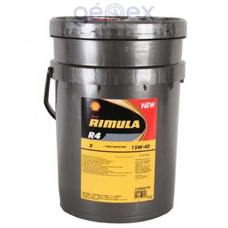 Shell Rimula R4 X 15W40 20l
