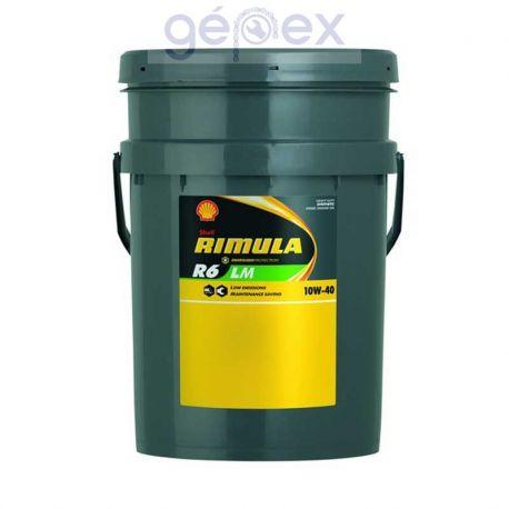 Shell Rimula R6 LM 10W40 20l